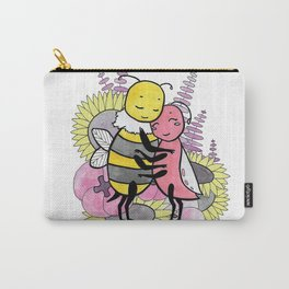 Love of All Sizes Carry-All Pouch