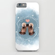 Otter Love Slim Case iPhone 6