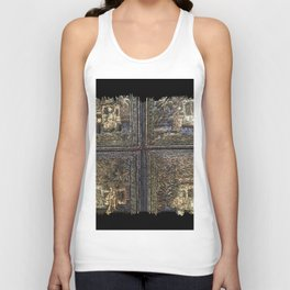 Free Vertical Composition #419 Unisex Tank Top