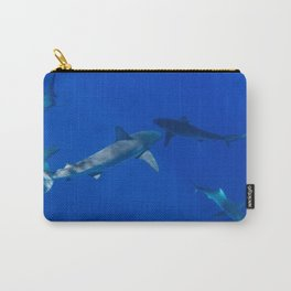 Hawaiian Shark V Carry-All Pouch