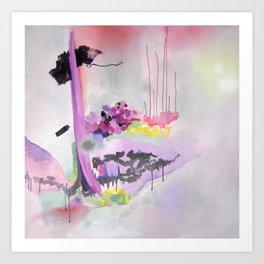 Bubble High Art Print