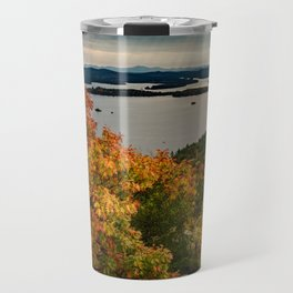 Autumn colors in New Hampshire Travel Mug