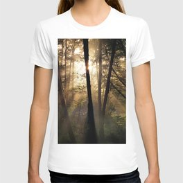 Coastal Forest Light T-shirt
