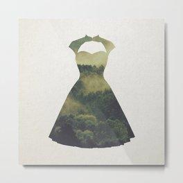 Garment 3 Metal Print