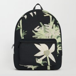 Flannel Flowers Backpack