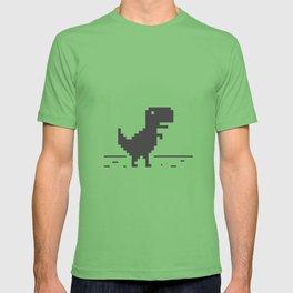 Jurassic Browser T-shirt