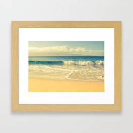 Kapalua Maui Hawaii Framed Art Print