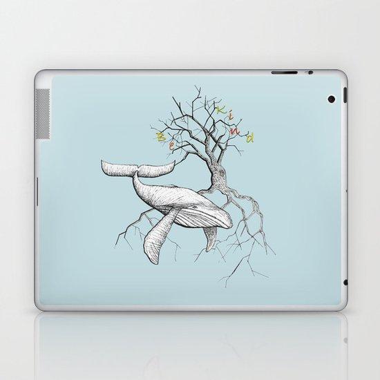 I Leave My Rage   Laptop & iPad Skin
