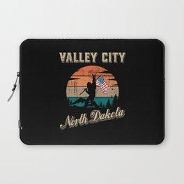 Valley City North Dakota Laptop Sleeve