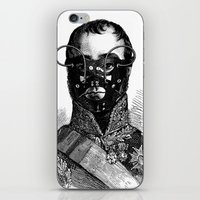 bdsm iPhone & iPod Skins featuring BDSM XXVII by DIVIDUS