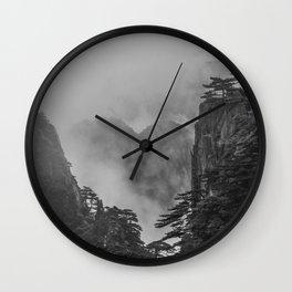 The Fleeting Heart Wall Clock