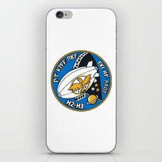 Arup Phoenix Zeppelin Patch iPhone & iPod Skin