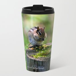 Silent Stuffer Travel Mug