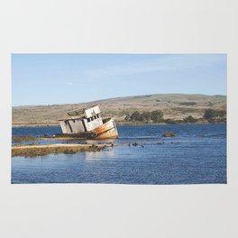 Point Reyes Boat Rug