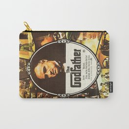 The Godfather, vintage movie poster Carry-All Pouch
