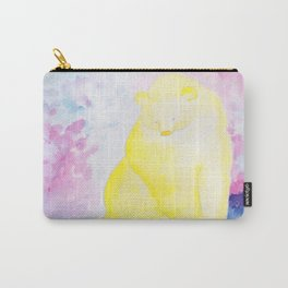 Wondering Bear Carry-All Pouch