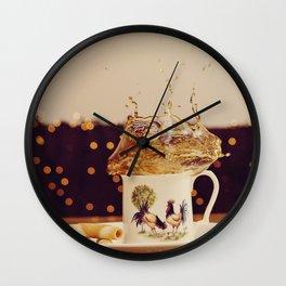 Splish Splash Sploosh Wall Clock