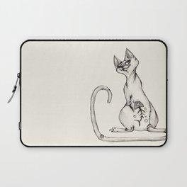 Cats with Tats v.1 Laptop Sleeve