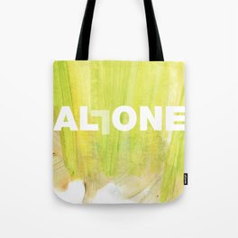 SUNDAYS ARE FOR SOULMATES / ALL ONE Tote Bag