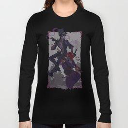 Baron Samedi and Maman Brigitte Long Sleeve T-shirt