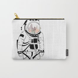 Astronaut Terrarium Carry-All Pouch