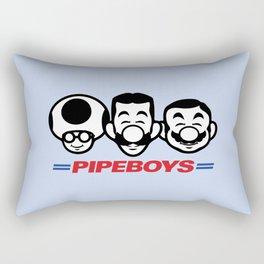 Pipe Boys Rectangular Pillow