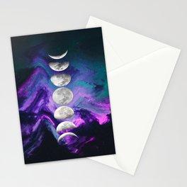 Hey Moon Stationery Cards