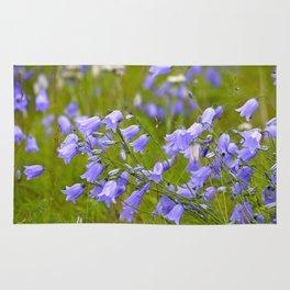 Bluebells Meadow #decor #society6 Rug