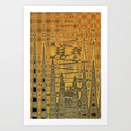 Sagrado Art Print