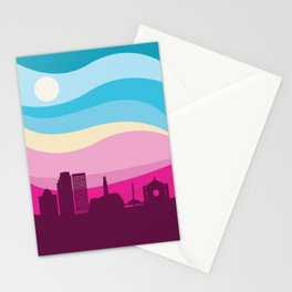 Winnipeg (Spring) Stationery Cards