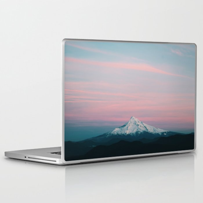 Mount Hood III Laptop & iPad Skin