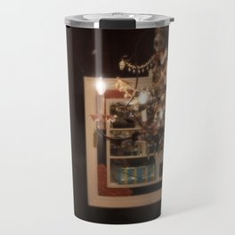Window Shopping Travel Mug