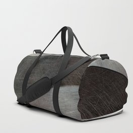 Rough Heavy Metal Duffle Bag