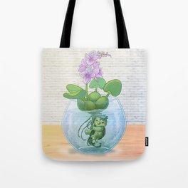 Kappa terrarium Tote Bag
