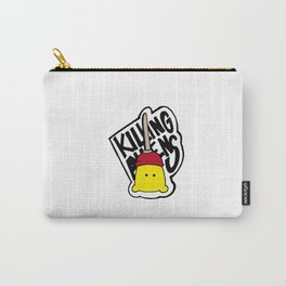 Killing Aliens Carry-All Pouch