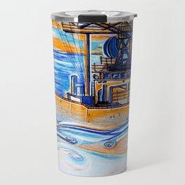 Semper Fortis Travel Mug