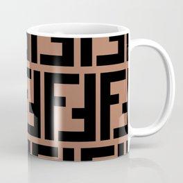 black fan di Coffee Mug