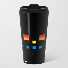 Superbreakout Skull Metal Travel Mug