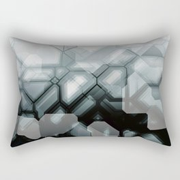future fantasy leaden Rectangular Pillow