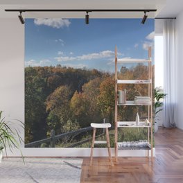 Colors of Autumn Wall Mural
