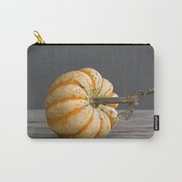 """""""Carnival"""" Squash no. 9 -- Still Life Squashes & Potirons Carry-All Pouch"""