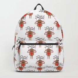 Christmas Reindeer Backpack