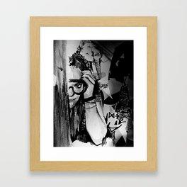 Elephante Framed Art Print