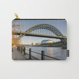 Newcastle Tyne Bridge Carry-All Pouch