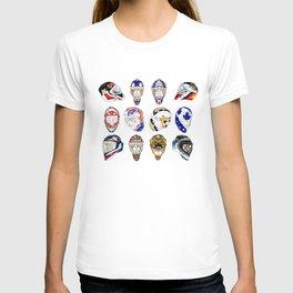 12 Masks T-shirt