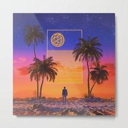 Palm Beach ´92 Metal Print