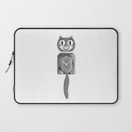 Kit-Cat Clock Laptop Sleeve
