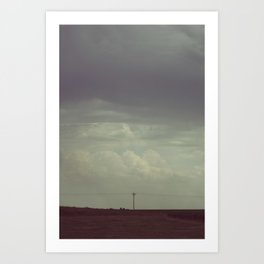 My Thoughts on the Midwest Art Print