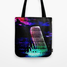 Etheric Degeneration Tote Bag