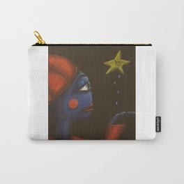 The Dark Places of My Mind Carry-All Pouch